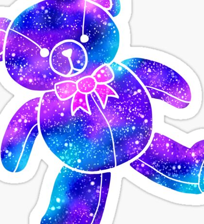 Galaxy Buddy Sticker