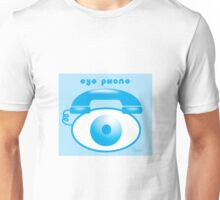 Eye Phone Unisex T-Shirt
