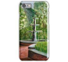 Prattville Garden iPhone Case/Skin