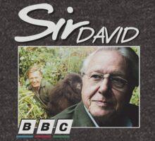 David Attenborough 90s Tee by JDempzz