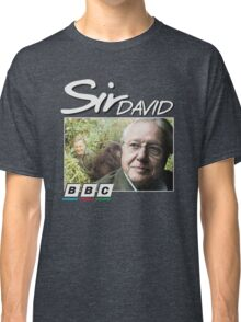 David Attenborough 90s Tee Classic T-Shirt
