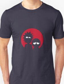 Rick and Morty Materialistic Unisex T-Shirt