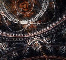 Dark times  by MartinCapek