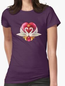 The Prince's Heart Womens Fitted T-Shirt