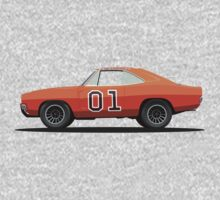 The Dukes of Hazzard Kids Clothes