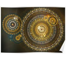 Steampunk dream Poster