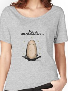 Meditater Women's Relaxed Fit T-Shirt