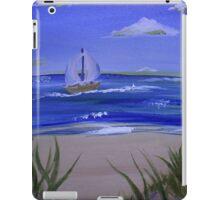 Keep Off the Dunes  iPad Case/Skin