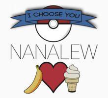 I Choose You, Nanalew! Kids Clothes