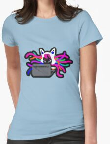 cyberfeminist Womens Fitted T-Shirt