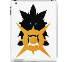 Sun shadow iPad Case/Skin