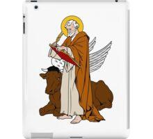 ST LUKE iPad Case/Skin