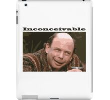 Inconceivable iPad Case/Skin