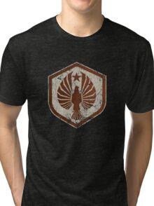 Pan Pacific Defense Corp Tri-blend T-Shirt