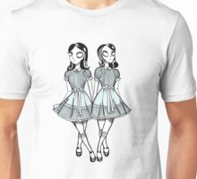 Come Play With Us Unisex T-Shirt