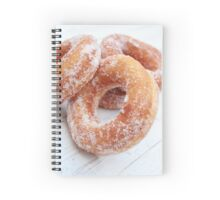 Sugared Donuts Spiral Notebook