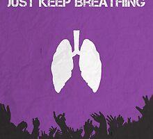Just Keep Breathing by Tevin Fields