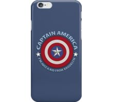 I'm Just a Kid from Brooklyn iPhone Case/Skin