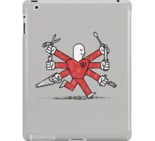 The Most Useful Man in Switzerland iPad Case/Skin