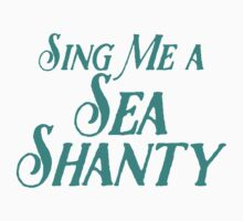 Sing me a Sea Shanty by jazzydevil