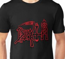DEATH LOGO Unisex T-Shirt