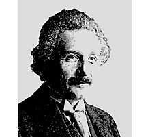 Albert Einstein Photographic Print