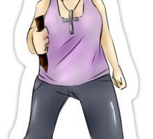 Buffy chibi Sticker