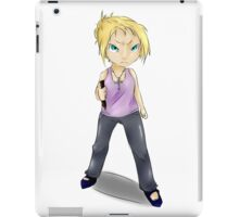 Buffy chibi iPad Case/Skin