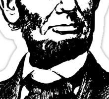 Abraham Lincoln Sticker