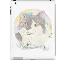 Cat Portrait iPad Case/Skin