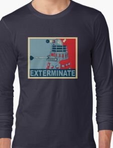 Dalek Hope Long Sleeve T-Shirt