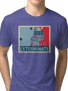 Dalek Hope Tri-blend T-Shirt