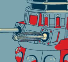 Dalek Hope Sticker
