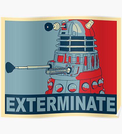 Dalek Hope Poster