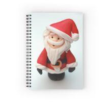 Sugar Santa Spiral Notebook