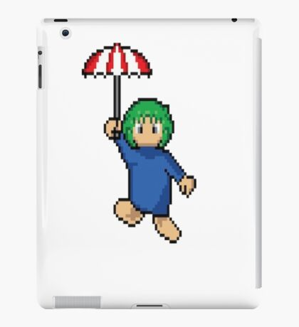 Lemming floating iPad Case/Skin
