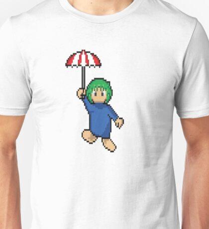 Lemming floating Unisex T-Shirt
