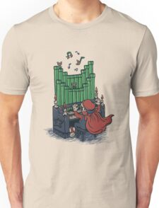 The Plumber of the Opera Unisex T-Shirt