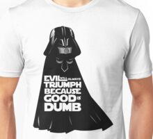 Dark Helmet - Fan art Unisex T-Shirt