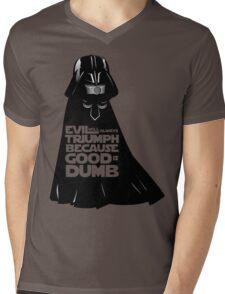 Dark Helmet - Fan art Mens V-Neck T-Shirt