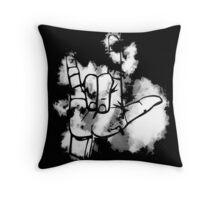 I Love You- ASL Throw Pillow