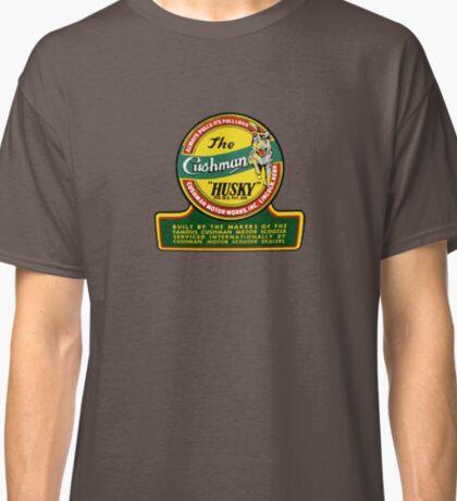 Cushman motor Vehicles USA  HUSKY Classic T-Shirt