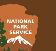 Andrew Johnson National Historic Site sign Sticker