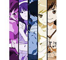 Anime Manga Shirt Photographic Print