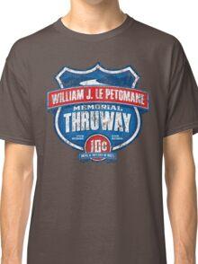 William J. LePetomane Memorial Thruway Classic T-Shirt