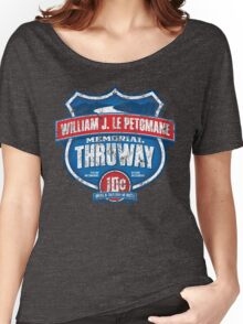 William J. LePetomane Memorial Thruway Women's Relaxed Fit T-Shirt
