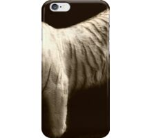 Mr. Withe iPhone Case/Skin