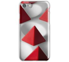 Dimple Them Pyramids iPhone Case/Skin