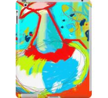 small talk iPad Case/Skin
