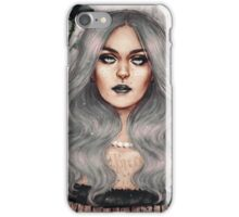 Coffin Girl iPhone Case/Skin